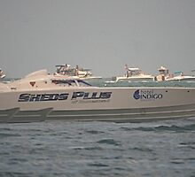 SunCoast Offshore Power-Boat Race by robertelder