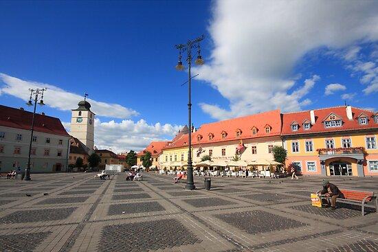 City square II by zumi