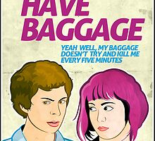 Baggage | Scott Pilgrim by Tom Trager