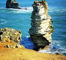 Bay of Islands. Great Ocean Rd. Port Campbell Vic. Australia by EdsMum