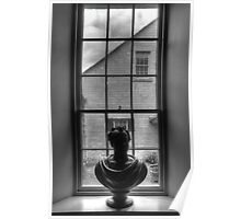 'Bust'ed Window Poster