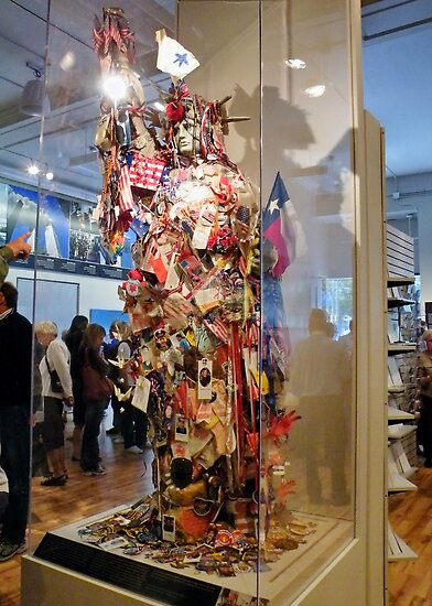 New York 9/11 Mannequins by AnnDixon