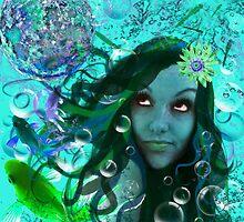 Sea Goddess Stephanie by n-graham