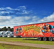 Circus Transportation by JaninesWorld