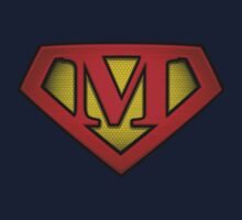 Super M Logo Returns by Adam Campen