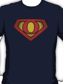 The Letter O Returns T-Shirt