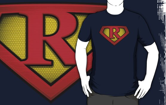 Super R Logo Returns by Adam Campen