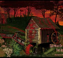 The Red Weed by Andrew Wells