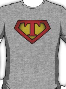 The Letter T Returns T-Shirt