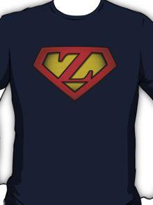 The Letter Z Returns T-Shirt