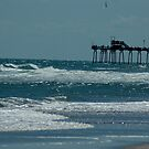 Bogue Inlet Fishing Pier by Wviolet28