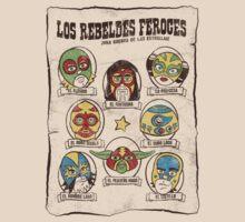 Los Rebeldes Feroces by Fanboy30