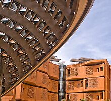 Masdar City Abu Dhabi UAE by Freelancer