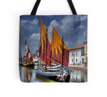 Full Sails Tote Bag