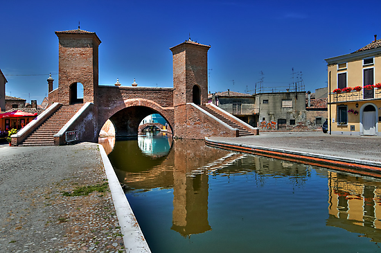 Trepponti - Three Bridges by paolo1955
