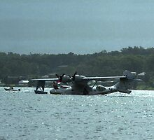 Catalina @ Lake Macquarie 1981 by muz2142