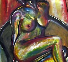 Nude IV-B by Eno Bare