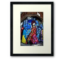 Christina Framed Print