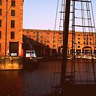 Albert Dock by Heather Allan