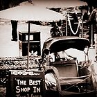 Best shop in the world by Heather Allan