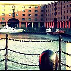 Albert Dock Liverpool by Heather Allan
