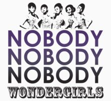 Wonder Girls - Nobody, Nobody, Nobody. by SFKL