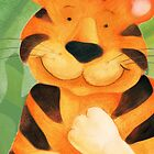 Kiddies Tiger by Sarah Trett
