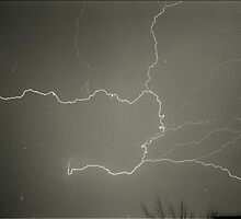 Lightning Strike - Inspiration by Shoot16mm