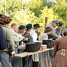 Civil War Chow Line by Goodwood