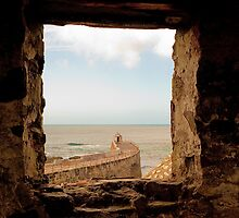 Dead Man's View (Portreath, View from 'Dead Man's Hut') by Photoplex