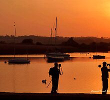 Photographers in Topsham by Charmiene Maxwell-batten