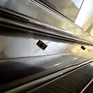 Atlanta Escalator 2 by DearMsWildOne