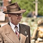 1940's Gent by cameraimagery