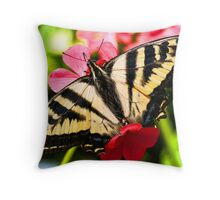 Stunning Beauty Throw Pillow