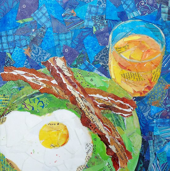 Breakfast is Ready by Patricia Henderson