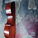 Displaced Cello. 6. by Andrew Nawroski
