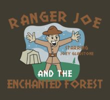 Ranger Joe by waywardtees