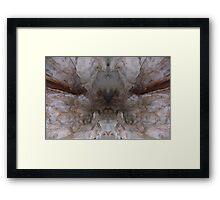 My Cave art 4 Framed Print