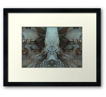 My Cave art 10 Framed Print