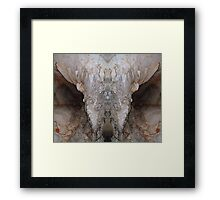 My Cave art 19,,  Alian Transformer Framed Print
