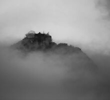 Lonely mountain by Marta Grabska-Press