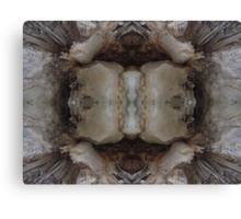 My Cave art 34 ,, Calls the spirit,,, Canvas Print
