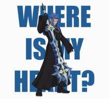 "Saix ""Where Is My Heart?"" by Ewing24601"