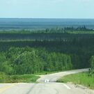 Hanson Lake Road,NE Sask,Canada by MaeBelle