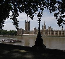 The Palace of Westminster by Brunoboy