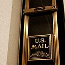 U.S. Mail Slot by Keith Stephens