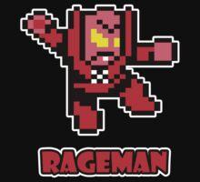 Rageman by The7thCynic