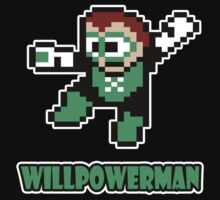 Willpowerman by The7thCynic