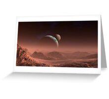 Dust Storm - Rlisa  Greeting Card