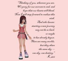 """Kairi """"Thinking Of You, Wherever You Are"""" by Ewing24601"""